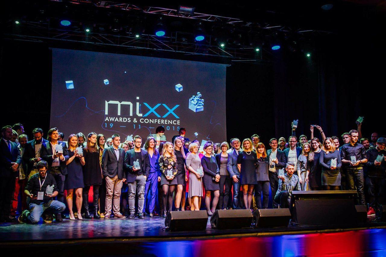 Mixx Awards 2015/ fot. mixx-awards.pl