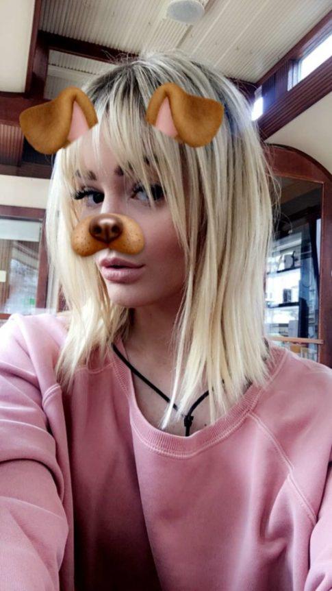 honkabiedronka/Snapchat, fot. snapcenter.pl