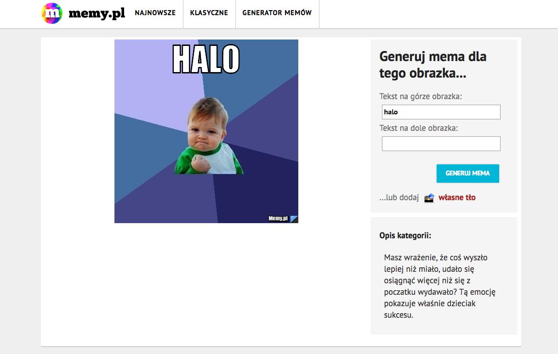 fot. memy.pl/generator