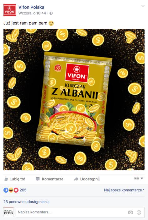 fot. facebook.com/VifonPolska