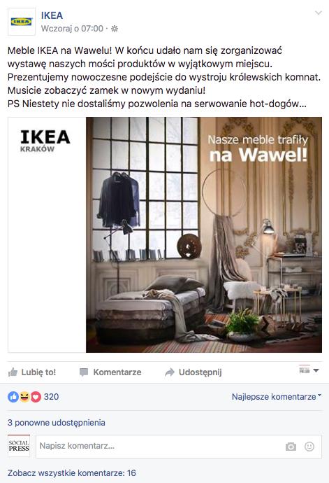 fot. facebook.com/IKEApl