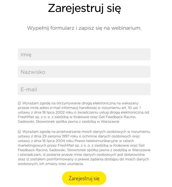 308bae304eb7da Jak pozyskiwać zgody na komunikację e-mail marketingową zgodnie z ...