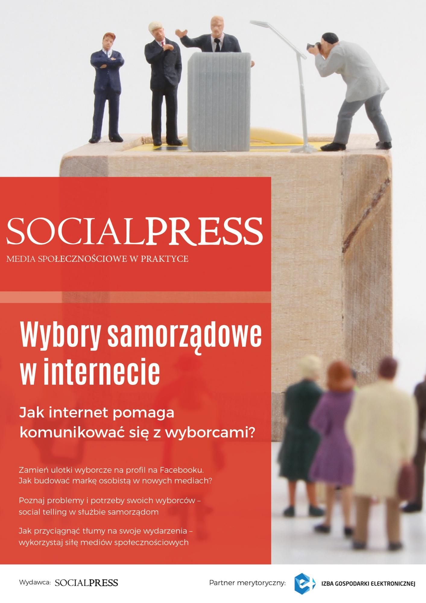 Wybory samorządowe w internecie