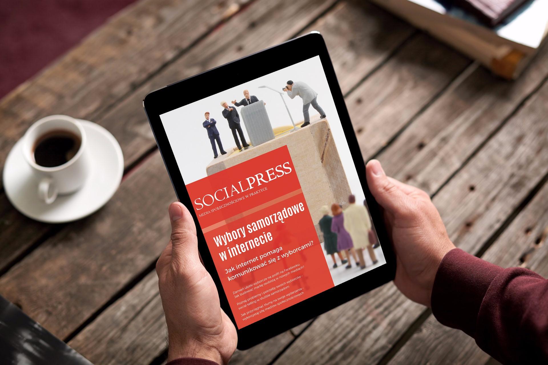 Raport SOCIALPRESS - Wybory samorządowe w internecie