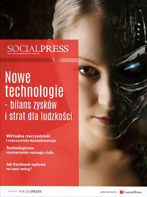 Nowe technologie – bilans zysków i strat dla ludzkości