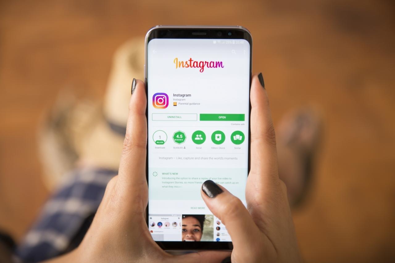 fot. Najpopularniejsze zdjęcia, miejsca i hashtagi na Instagramie w 2017 roku