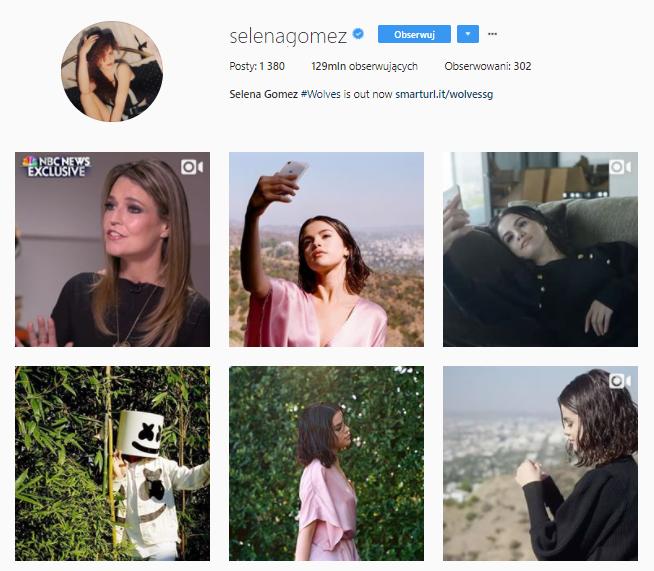 fot. instagram.com/selenagomez