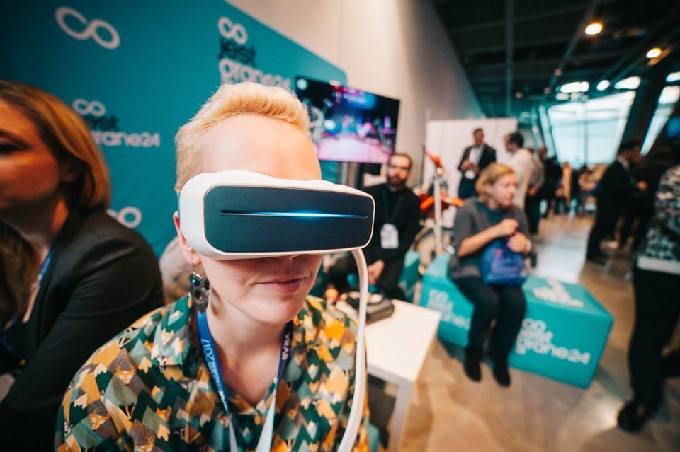 fot. Wirtualna czy rozszerzona rzeczywistość? Trzecia edycja European VR/AR Congress
