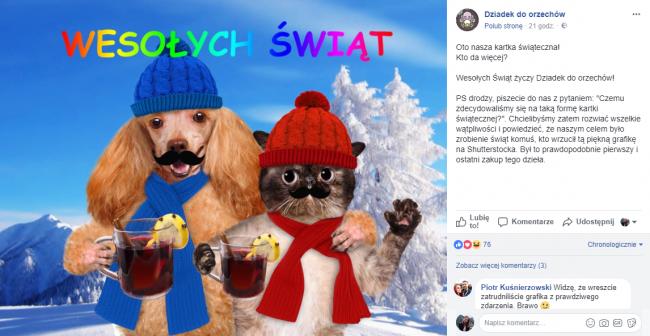fot. facebook.com/dziadekdorzech
