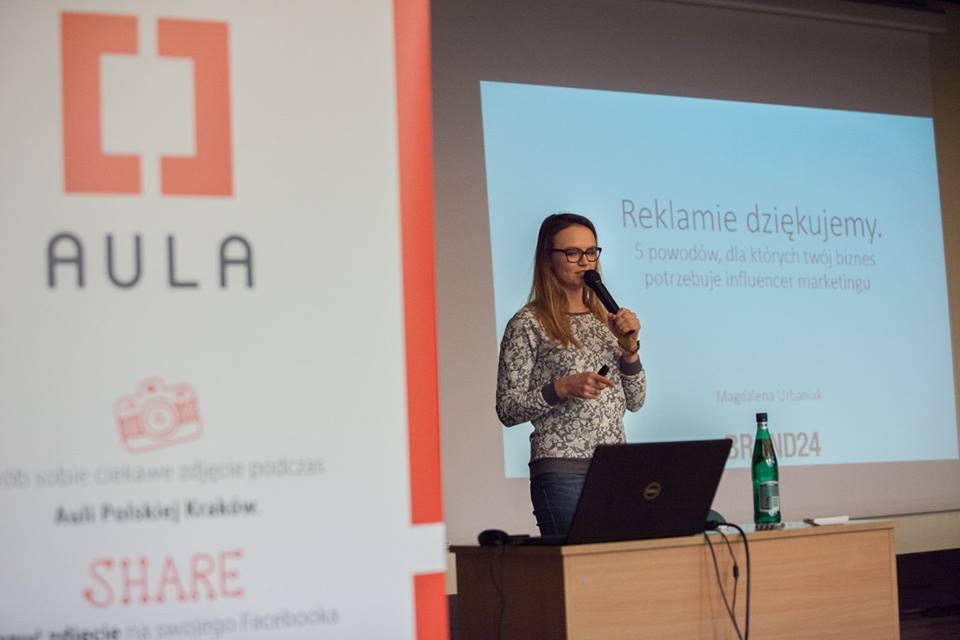 fot. facebook.com/aulapolskakrakow