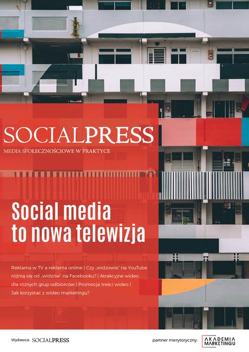 SOCIALPRESS - Social media to nowa telewizja