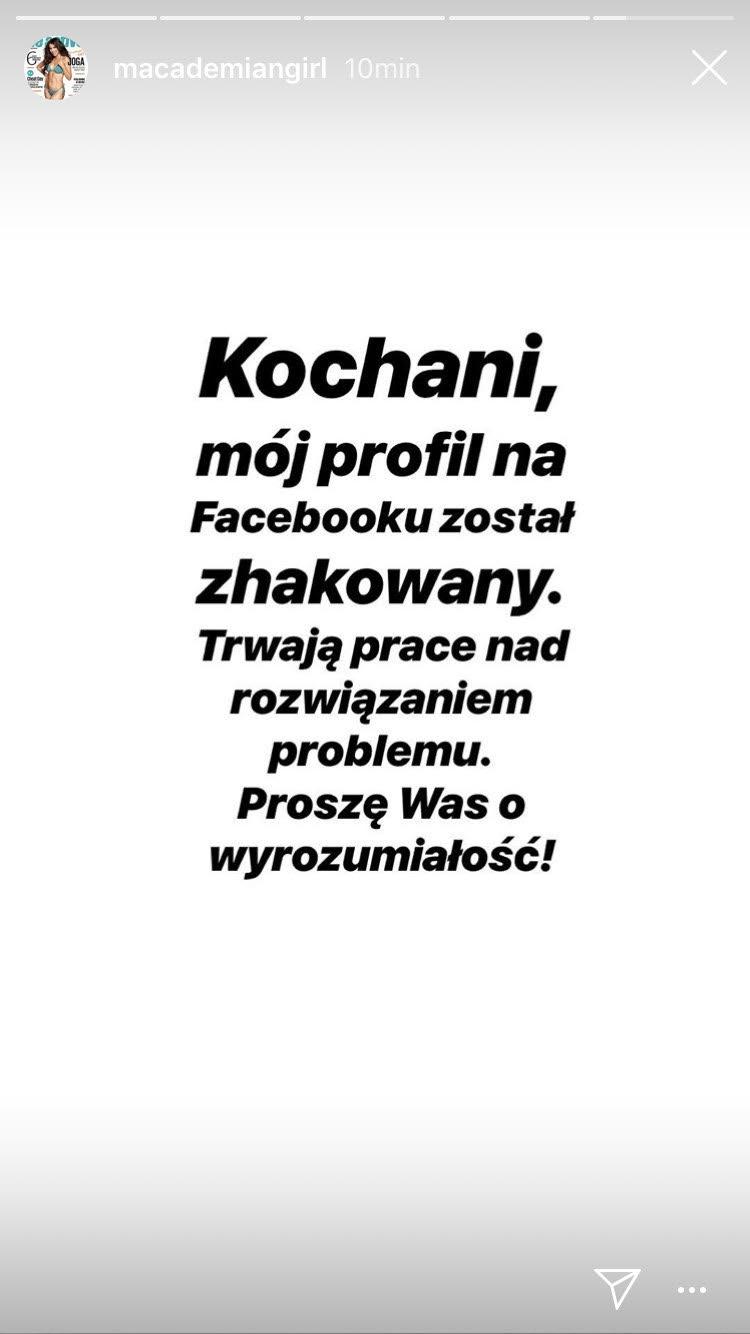 źródło: instagram.com/macademiangirl
