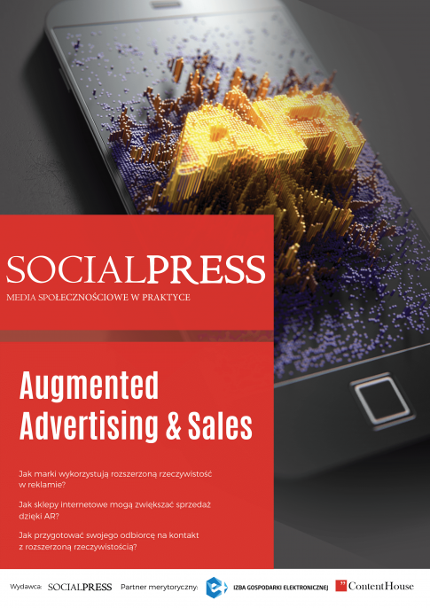 SOCIALPRESS - Augmentet Advertising and Sales - raport