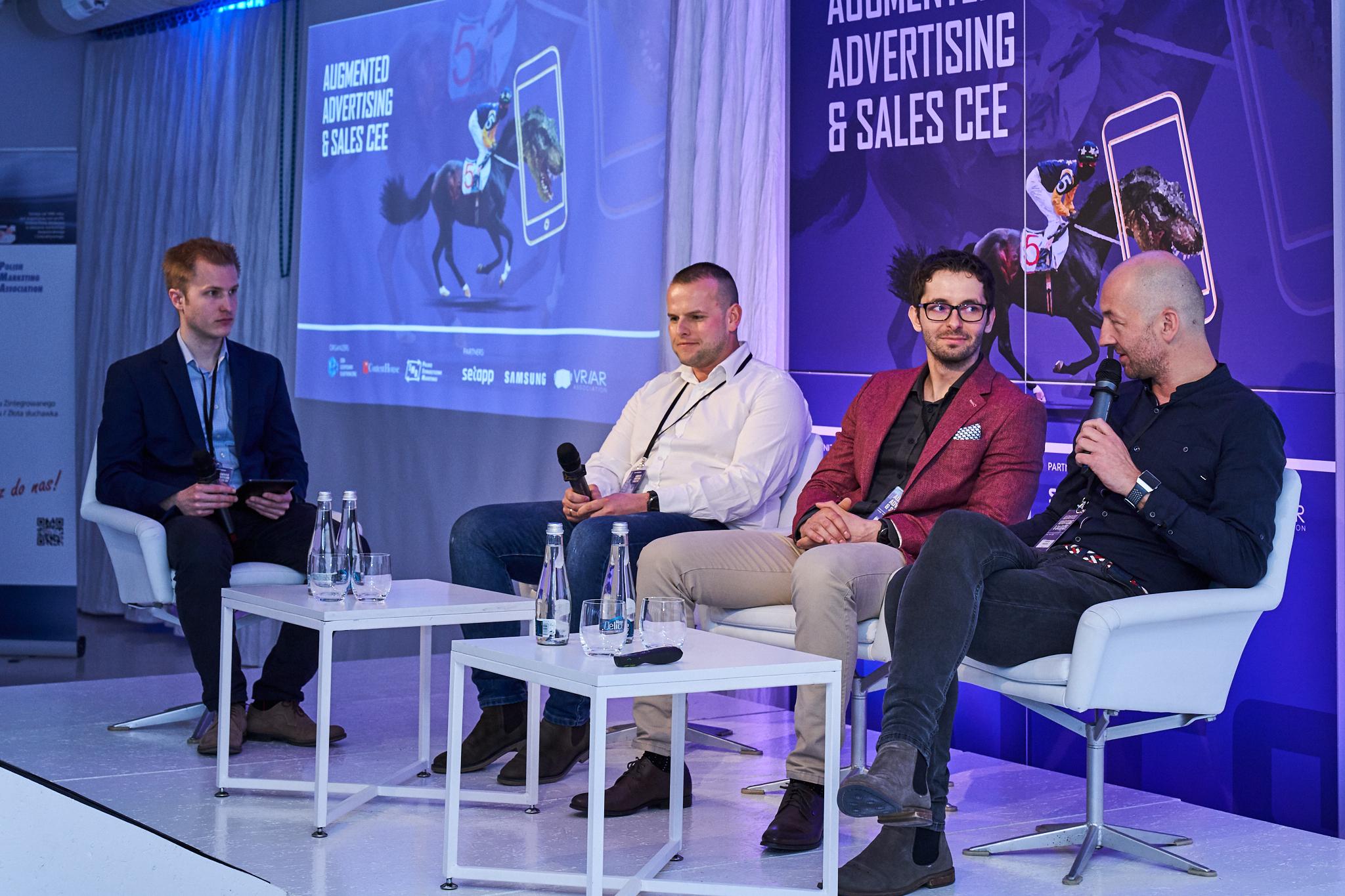 Przyszłość AR i VR w handlu. Za nami Augmented Advertising & Sales CEE, Komerso.pl
