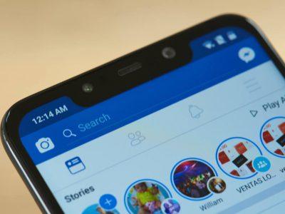 fot. Facebook testuje nowy wygląd swoich Stories