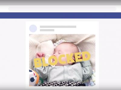 fot. Dzięki nowej wtyczce SKYN zablokujesz zdjęcia dzieci na Facebooku