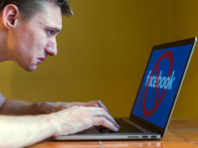 Facebook blokuje osoby zgłaszające fałszywe konta