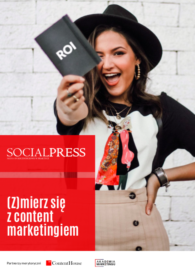 Raport SOCIALPRESS - (Z)mierz się z content marketingiem