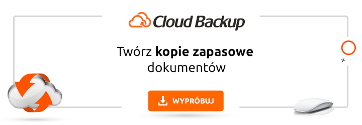 Cloud Backap Nazwa.pl
