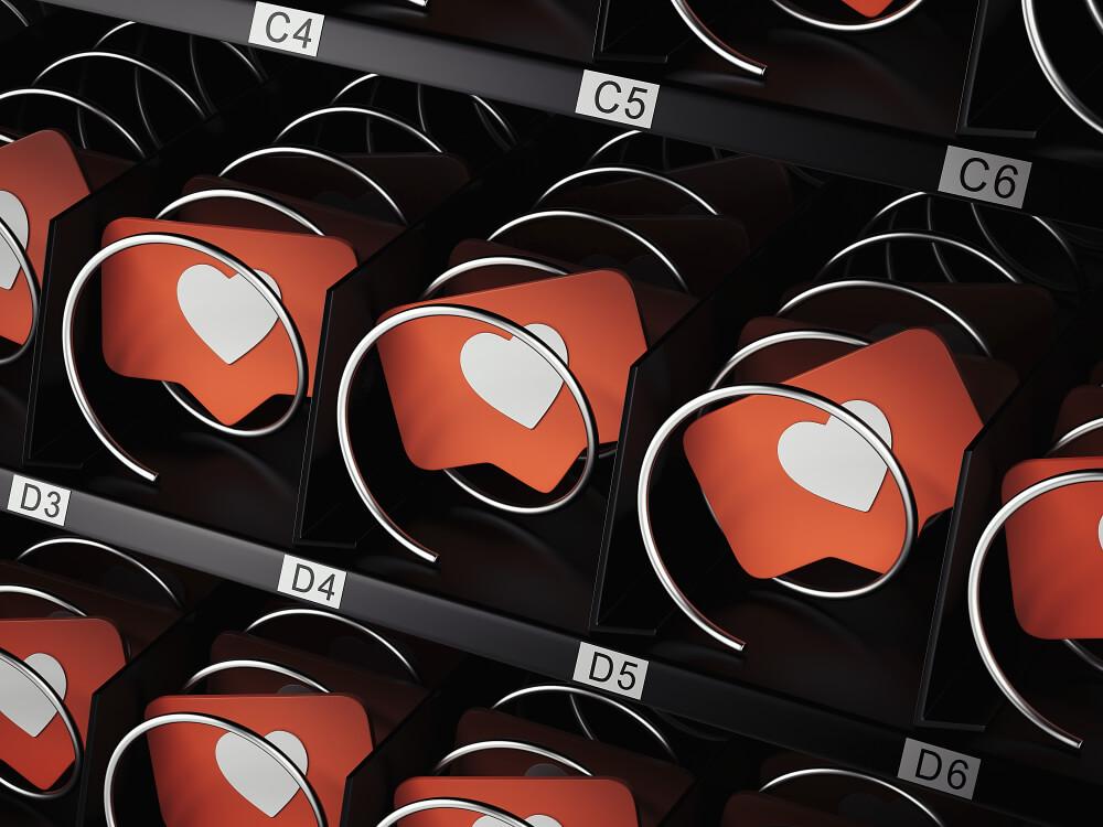 serca z IG w automacie