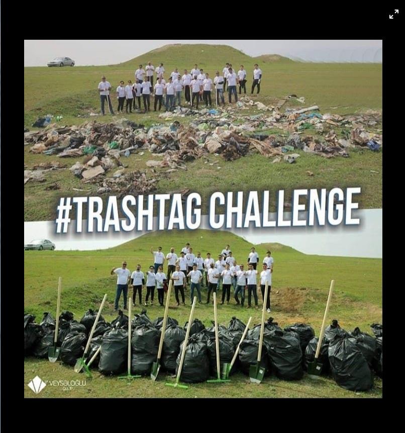 Trashtag Challenge