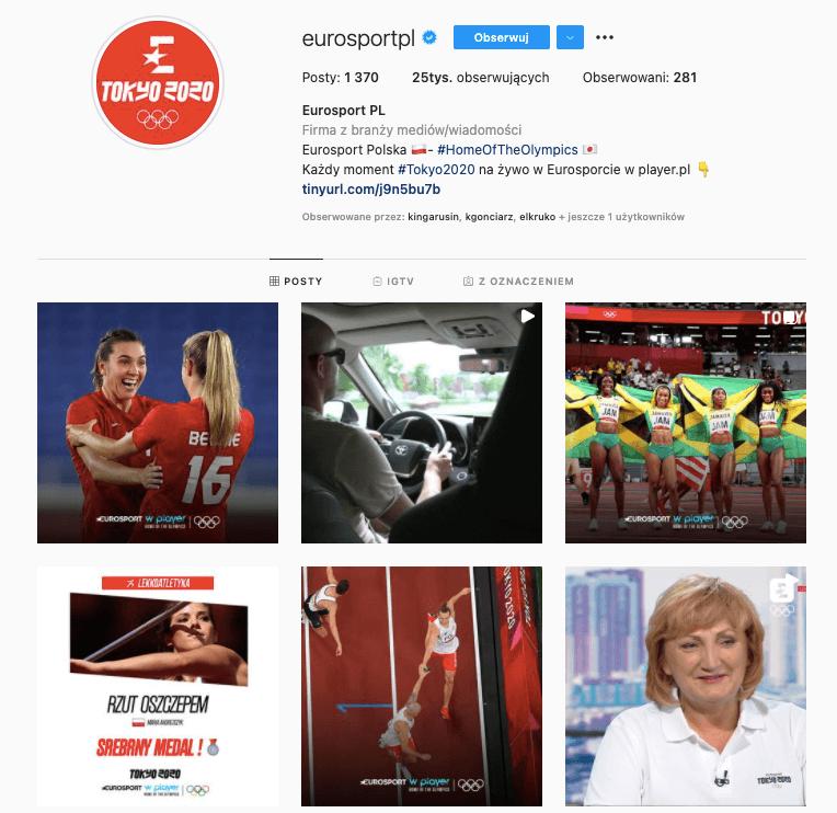 Eurosport Instagram
