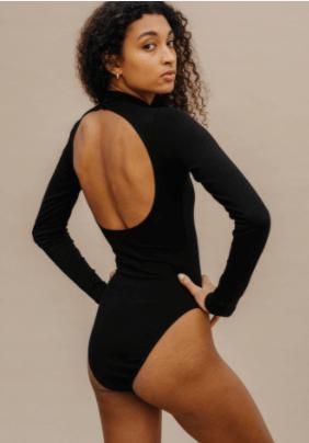 modelka w body NAGO