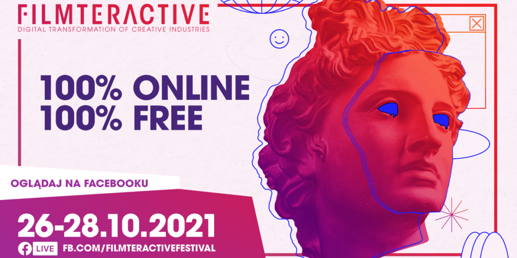 11. edycja Filmteractive Festival już 26 października